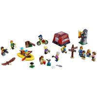 LEGO City 60202 Sada postavičiek – dobrodružstvo v prírode 2