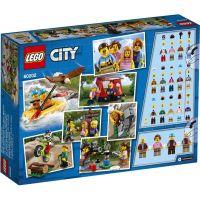LEGO City 60202 Sada postavičiek – dobrodružstvo v prírode 3