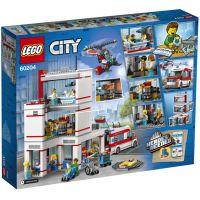 LEGO City 60204 Nemocnica - Poškodený obal  3