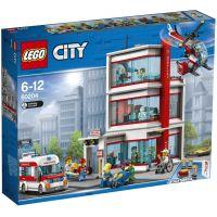 LEGO City 60204 Nemocnica