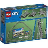 LEGO City 60205 Koľaje 2