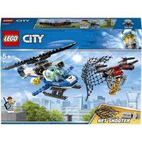 LEGO City 60207 Letecká polícia a dron