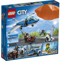 LEGO City 60208 Zatknutie zlodeja s padákom 3