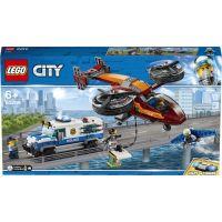 LEGO City 60209 Letecká polícia a lúpež diamantu