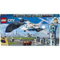 LEGO City 60210 Základňa Leteckej polície