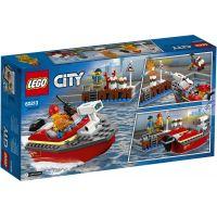 LEGO City 60213 Požiar v prístave 3