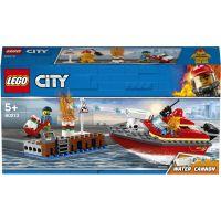 LEGO City 60213 Požiar v prístave 2