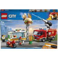 LEGO City 60214 Záchrana burgrárne - Poškodený obal 3