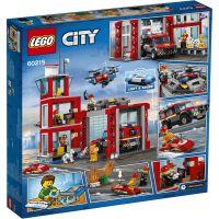 LEGO City 60215 Hasičská stanica 3