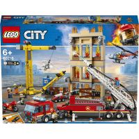 LEGO City 60216 Hasiči v centre mesta