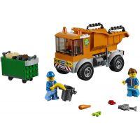 LEGO City 60220 Smetiarske auto