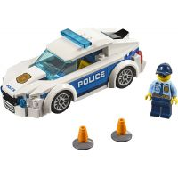 LEGO City 60239 Policajní auto