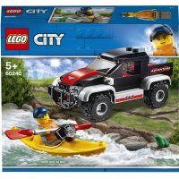 LEGO City 60240 Dobrodružstvo na kajaku