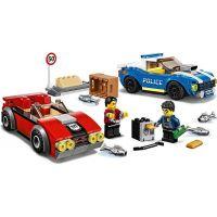 LEGO City 60242 Policajná naháňačka na diaľnici
