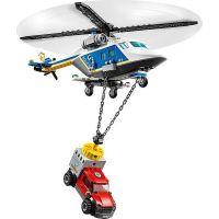 LEGO® City 60243 Prenasledovanie policajnou helikoptérou 6