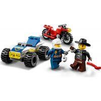 LEGO® City 60243 Prenasledovanie policajnou helikoptérou 5