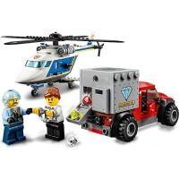 LEGO® City 60243 Prenasledovanie policajnou helikoptérou 3