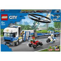 LEGO City 60244 Preprava policajnej helikoptéry