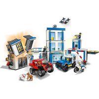 LEGO City 60246 Policajná stanica 2