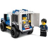 LEGO City 60246 Policajná stanica 3