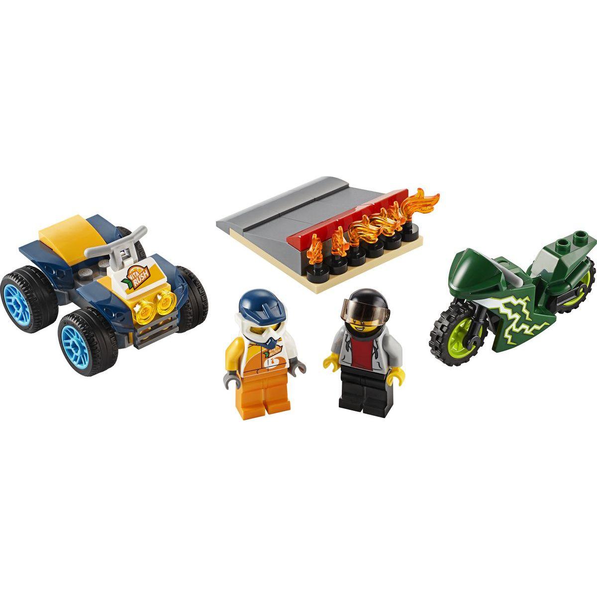 LEGO City 60255 Kaskadérsky tím