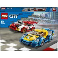LEGO City 60256 Pretekárske autá
