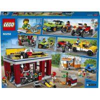 LEGO City 60258 Tuningová dielňa 3
