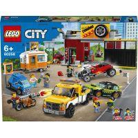 LEGO City 60258 Tuningová dielňa 2