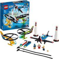 LEGO® City 60260 Preteky vo vzduchu