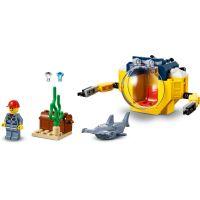 LEGO City 60263 oceánskom miniponorka