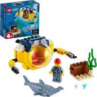 LEGO® City 60263 oceánskom miniponorka
