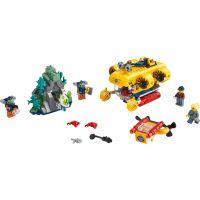 LEGO City 60264 Oceánska prieskumná ponorka