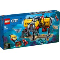 LEGO City 60265 Oceánska prieskumná základňa 2