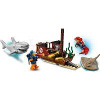 LEGO City 60266 Oceánska prieskumná loď 6