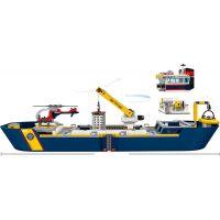 LEGO City 60266 Oceánska prieskumná loď 5