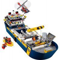 LEGO City 60266 Oceánska prieskumná loď 4
