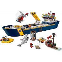 LEGO City 60266 Oceánska prieskumná loď 3