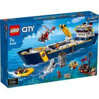 LEGO City 60266 Oceánska prieskumná loď 2