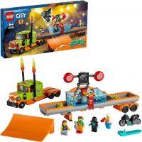 LEGO® City 60294 Kaskadérský kamión