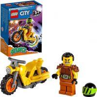 LEGO® City 60297 Demolačná kaskadérská motorka