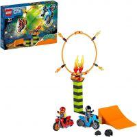 LEGO® City 60299 kaskadérske súťaž