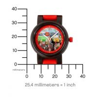 LEGO City Firefighter hodinky 6