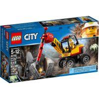 LEGO City 60185 Banský drvič kameňov