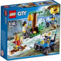 LEGO City 60171 Zločinci na úteku v horách