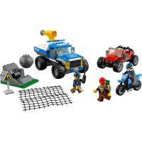 LEGO City 60172 Naháňačka v priesmyku 2
