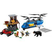 LEGO City 60173 Zatknutie v horách