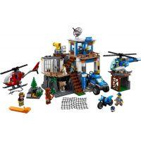 LEGO City Police 60174 Horská policejní stanice - Poškozený obal 3