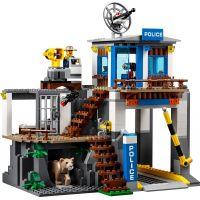 LEGO City 60174 Horská policajná stanica 4