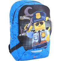 LEGO CITY Police Cop školský batoh