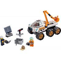 LEGO City Space Port 60225 Skúšobná jazda prieskumného vozidla